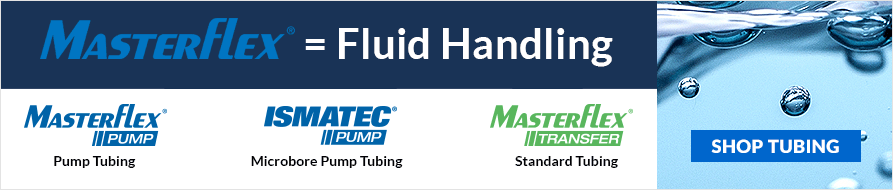 Masterflex is your source for fluid handing solutions