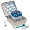 argos technologies pipettes, storage racks and cryo vials
