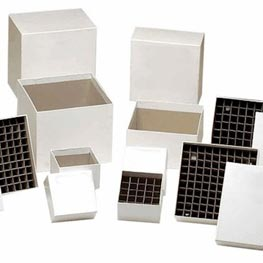 Argos Technologies Cryogenic Storage Boxes and Dividers