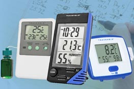 Basic traceable measuring and monitoring instruments