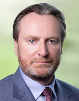 Bernd Brust, Chairman of the Board and CEO of Cole-Parmer
