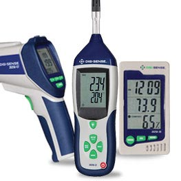 Digi-Sense Temperature Meters, Probes and Instruments