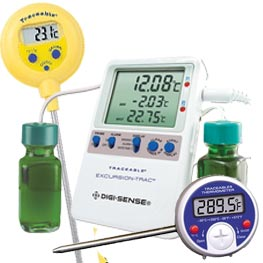 Traceable Digital Thermometers