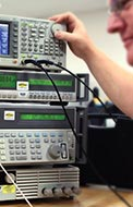 our in-house Instrument Calibration Specialists