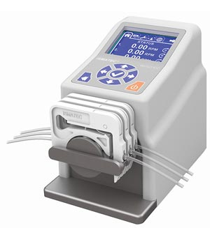 Ismatec Independent Channel Control (ICC) Microflow peristaltic pump
