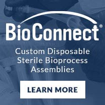 BioConnect - custom disposable sterile bioprocess assemblies