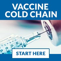 Vaccine products for cold chain