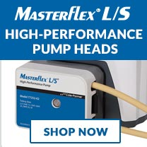 Masterflex L/S high performance pump heads