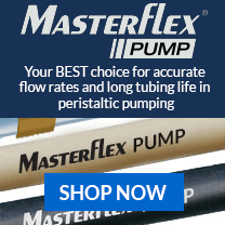 Accept no substitutes - use genuine Masterflex Pump Tubing in your peristatlic pump for the most accurate flow-rates and long tubing life.
