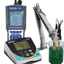 Multiparameter Water Quality Meters