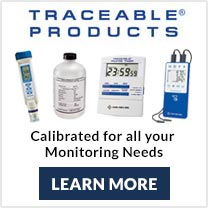 Traceable Products Calibrated Monitoring
