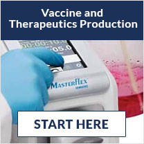 Fluidics for vaccine and therapeutic production