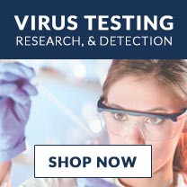 CDC Compliant Virus Testing Products