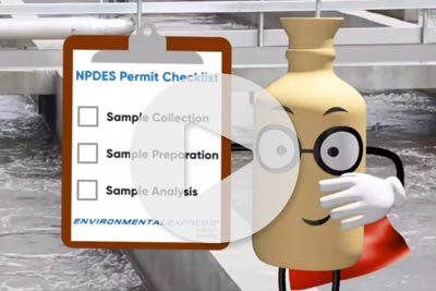 Simple Solutions for Your Wastewater Permits Video