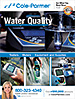 Find everything you need for water quality—pH testing, conductivity meters, and DO meters along with water testing tools, environmental testing products and more in this 64-page catalog.