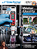 This 64-page catalog is filled with everything you need for your water quality applications. Find pH testing, conductivity meters, and DO meters along with water testing tools, environmental testing products and more. Request your FREE copy today.