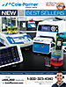 Get all the latest products for your application from one source. Request our FREE catalog filled with 144 pages of new and innovative products and customer favorites from research to process for liquid handling, lab equipment and supplies, test and measurement, and more.