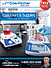 Don't miss out on the latest products for fluid handling, lab equipment and supplies, and more. Request this FREE 32-page catalog today.