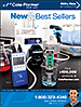 This catalog is filled with our most innovative products yet! See the latest for fluid handling, biosciences, test & measurement, and more. Request your FREE copy of this 256-page catalog.