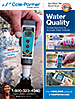 Looking for products for your water quality and wastewater applications? Find everything you need in this 64-page catalog. From meters and other water testing tools to environmental testing products, we have the latest