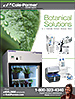 This 32-page Botanical Solutions catalog has everything you need to perform safe solvent extraction. From rotary evaporation systems to chromatography columns to distillation systems, we have the reliable products from top brands to help you create a smooth workflow. Request your free catalog now!