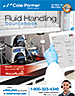 Browse 96 pages of innovative products just for your fluid handling needs from research to process. This new catalog also includes the latest information on our Masterflex® Cloud-Enabled Pumps with MasterflexLive™ offering real-time remote control and monitoring. Request your FREE copy!