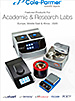 This 48-page catalog features products for your academic and research labs from our industry-leading brands. Find a comprehensive range of hot plate stirrers and shakers from Stuart, scientific and analytical spectrophotometers from Jenway, heating mantles and melting point apparatus from Electrothermal, thermal cyclers and PCR detection kits from PCRmax, and baths and calibrators from Techne, plus much more. Request your FREE catalog now!