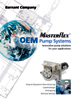 This catalog presents our capabilities for the design, engineering, and manufacture of custom fluid handling solutions. Look here if you need simple modifications to our standard Masterflex® products, or if you require a completely new design. We serve customers within the medical, pharmaceutical, biotech, food, metal finishing, electronics, water treatment, and printing industries&emdash; just to name a few.