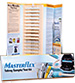 This newly updated Masterflex® tubing test kit includes a selection guide with complete specifications, chemical compatibility data, regulatory approvals, and custom ordering options. The kit also contains samples of 19 tubing formulations that you can easily test with the fluid you need to pump. Choose the right tubing and maximize the performance of your Masterflex® tubing pump.
