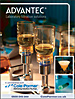 Advantec® Mailer—Find a variety of laboratory filtration solutions in this 16-page mailer. Select from membrane filters, prefiltration media, glass fiber and cellulose filters, filter papers, test papers, and filter holders—all crafted with Advantec's exacting standards. Request your FREE copy!