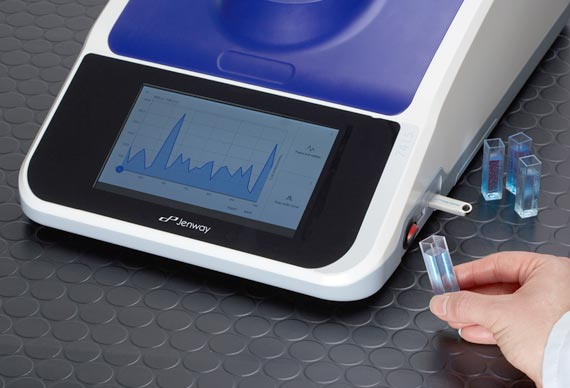 Jenway 74 Series Cole Parmerlive Enchanced Spectrophotometer