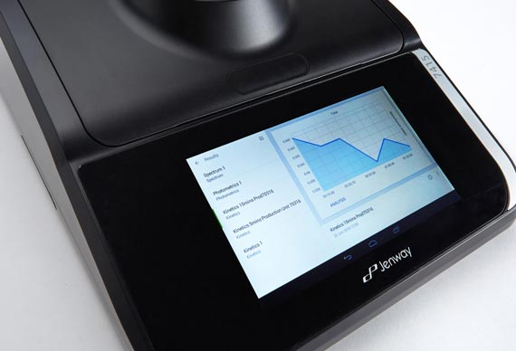 Jenway 76 Series Cole-ParmerLIVE enchanced Spectrophotometer