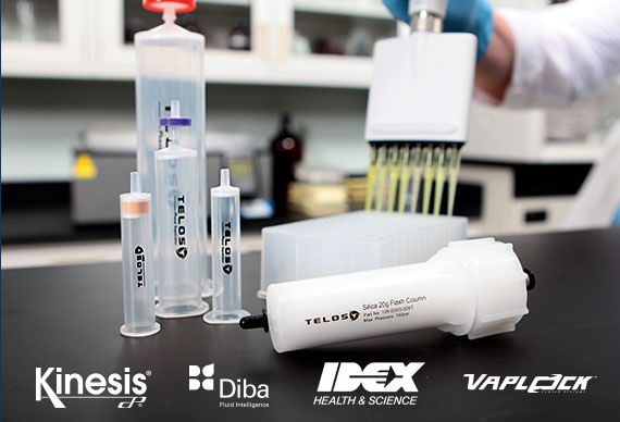 Kinesis Telos sample preparation columns and microplates