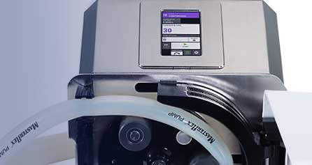 B/T series peristaltic pumps