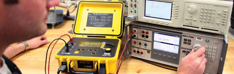 Instrument calibration services by InnoCal