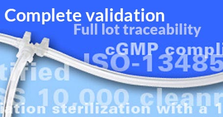 Masterflex Single-Use sterilization validation