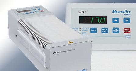 Multi-channel IPC Peristaltic Pump