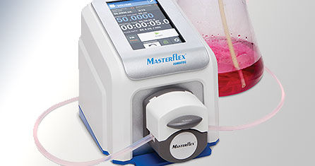 Ismatec Miniflex pump with cloud control