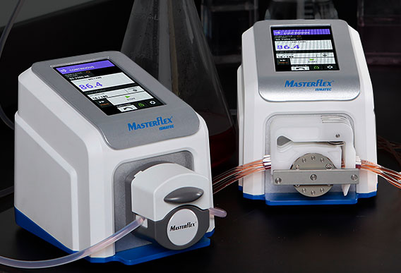 Masterflex Ismatec Reglo multichannel and miniflex digital pumps