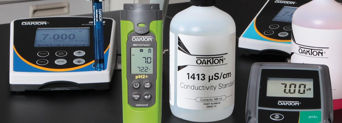 Oakton Conductivity/TDS/Salinity Meters