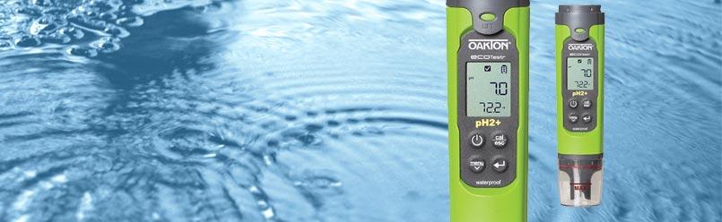 In Line Conductivity Meter : Oakton ph meters