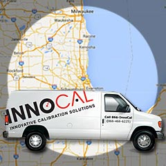 Onsite Calibration Sevices by InnoCal