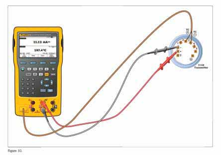 hart transmitter calibration from cole parmer united kingdom basic connections to the 3144