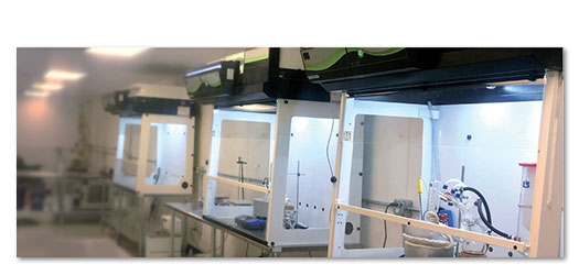 Compliant Cannabis testing and extraction facility