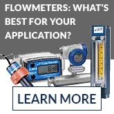 Flowmeters: What's Best for your application?