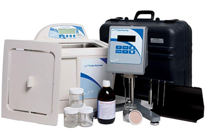 Cole-Parmer Complete Viscosity Testing Kit